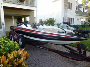Used Ranger Boats Z20 Comanche Bass Boat For Sale