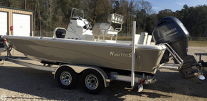 Used Nautic Star Sport Bay 2200 Center Console Fishing Boat For Sale
