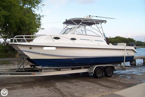 Used Twin Vee 26 Express Power Catamaran Boat For Sale