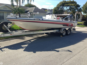Used Skeeter ZX24 Bay Center Console Fishing Boat For Sale