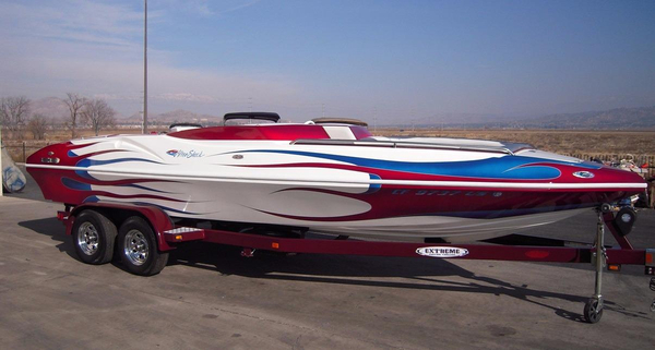 Used Aftershock 245TORNADO High Performance Boat For Sale