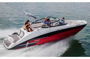 New Yamaha SX210 Ski and Wakeboard Boat For Sale