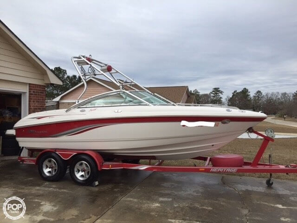 Used Chaparral 200 SSI Bowrider Boat For Sale