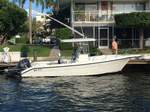 Used Cobia 274 Center Console Center Console Fishing Boat For Sale
