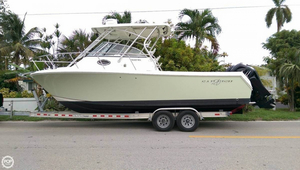 Used Sailfish 2660 WAC Walkaround Fishing Boat For Sale