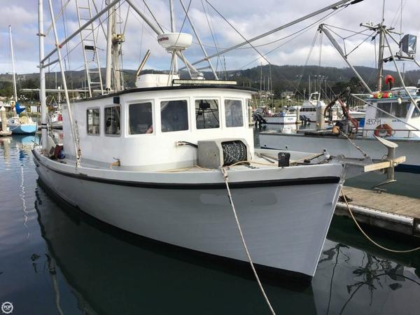 Used Custom 34 Tuna Boat For Sale