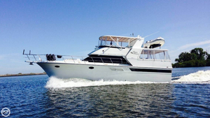 Used Californian 48 Motor Yacht Trawler Boat For Sale