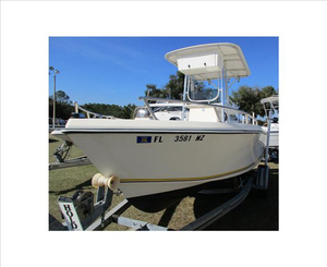 Used Kencraft Challenger 180 CC Center Console Fishing Boat For Sale