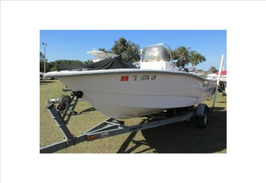 Used Polar Fishmaster 18 CC Center Console Fishing Boat For Sale