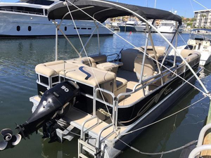 Used Bentley Pontoon Boat For Sale