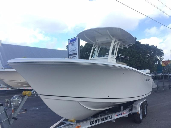 New Sailfish 236 CC Center Console Fishing Boat For Sale