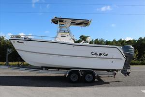 Used Prokat 2200 CC Power Catamaran Boat For Sale