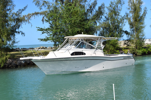 Used Grady-White Marlin 300 Saltwater Fishing Boat For Sale