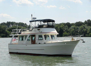 Used Mariner 38 Orient Trawler Boat For Sale