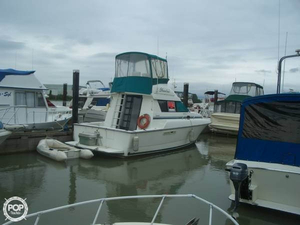 Used Silverton 31 CONVERTIBLE Express Cruiser Boat For Sale