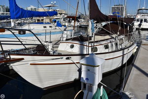 Used Weatherly 32 Cutter Sailboat For Sale