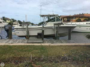 Used Grady-White 242 G Offshore Walkaround Fishing Boat For Sale