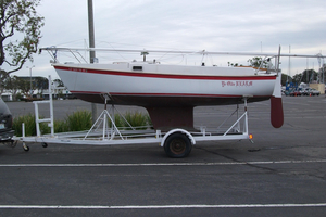 Used Cal 20 Daysailer Sailboat For Sale