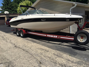 Used Rinker 272 Captiva Cruiser Boat For Sale