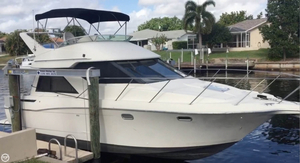 Used Bayliner 3258 Avanti Trawler Boat For Sale