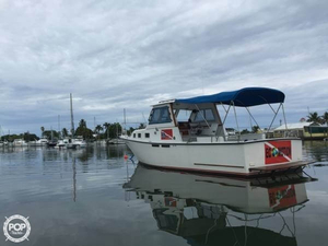 Used Albin Yachts 27 Sport Cruiser Dive Boat For Sale