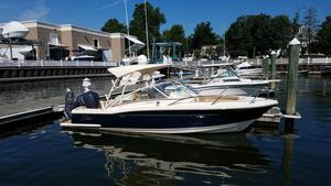 Used Scout Boats 245 Dorado Bowrider Boat For Sale