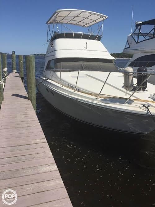 Used Trojan 10.8 M International Sports Fishing Boat For Sale