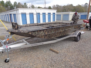 New Excel Boats 1754SWV4 Jon Boat For Sale