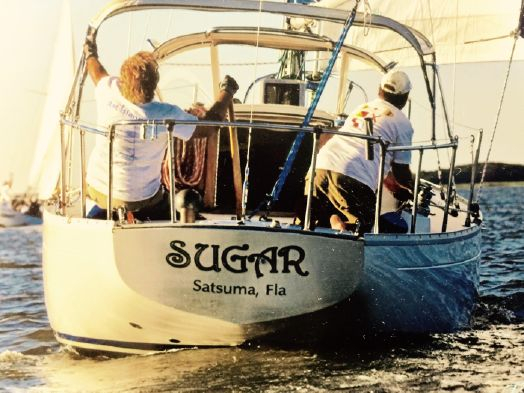 Used Alberg Cruiser Sailboat For Sale