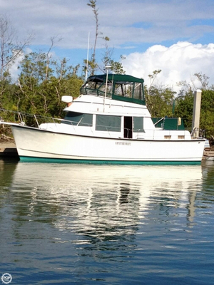 Used Atlantic Prairie 37 LRC Trawler Boat For Sale