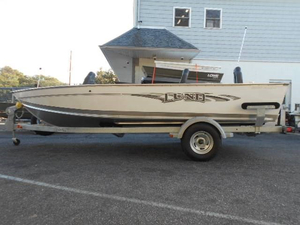 New Lund Utility Boat For Sale