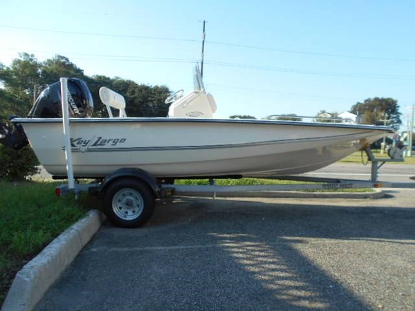Used Key Largo 168 Bay168 Bay Other Boat For Sale