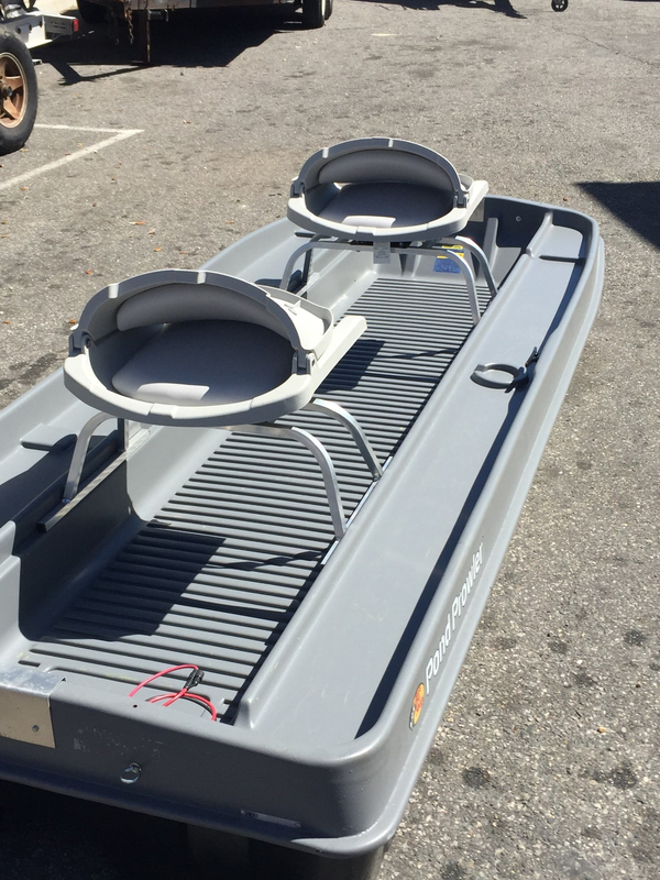Used Charloma POND PROWLER 10 Other Boat For Sale