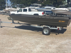 Used Weldbilt 1448 Jon Boat For Sale