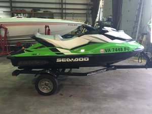 Used Sea-Doo GTI 130 SE Other Boat For Sale