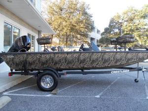 New Crestliner TC 17 Bass Boat For Sale