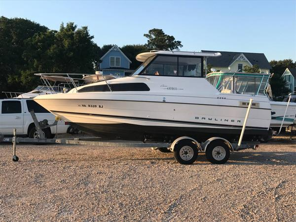 Used Bayliner Cierra 2252 Express Other Boat For Sale