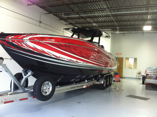 Used Sunsation 34 CCX Other Boat For Sale