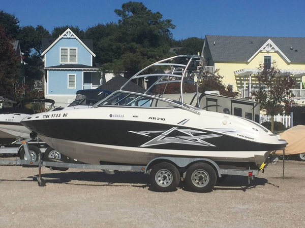 Used Yamaha AR210 Runabout Boat For Sale