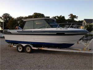 Used Thompson 240 Fisherman Other Boat For Sale