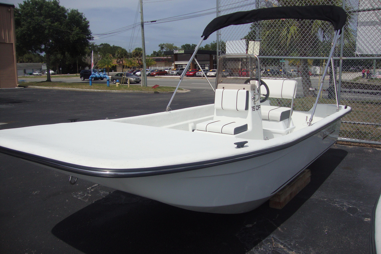 2017 New Outcast 15df Center Console Fishing Boat For Sale
