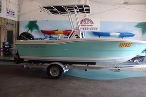 New Clearwater 2000 C/C Center Console Fishing Boat For Sale
