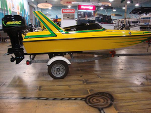 Used Paradise Runabout Boat For Sale