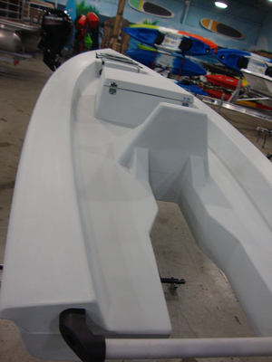 New Solo Skiff Boat For Sale