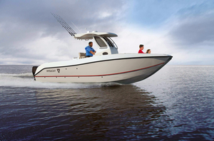 Used Hysucat SPORT FISHER Center Console Fishing Boat For Sale