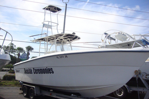 Used Angler 252 Center Console Center Console Fishing Boat For Sale