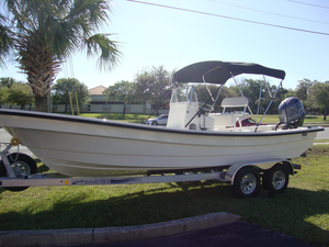 New Panga Marquesas Center Console Fishing Boat For Sale