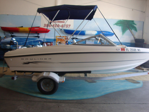Used Bayliner BBB Bowrider Boat For Sale