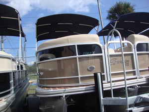 New Berkshire FXSTS Pontoon Boat For Sale