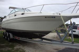 Used Sea Ray Sundancer Bowrider Boat For Sale